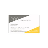 Business Cards (translucent) - Pack of 500